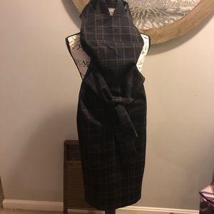 NWT Plaid Dress Petite XXS NY&CO